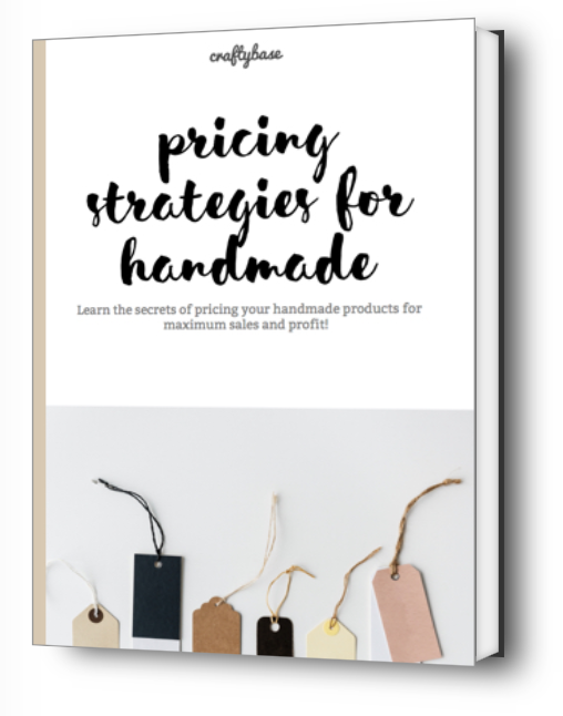 Pricing strategies for handmade inventory for handmade success ebook open