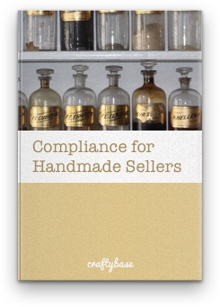 Compliance for Handmade Sellers eBook cover