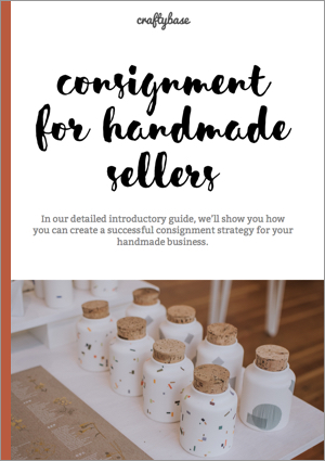 Consignment for Handmade Success eBook Cover